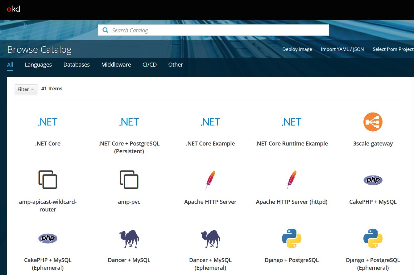云计算系列之PaaS开源容器云平台OpenShift/Kubernetes基础与提升