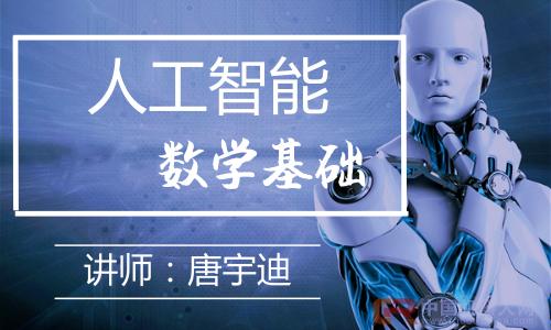 人工智能-数学基础大发棋牌大发棋牌技巧技巧 视频 课程