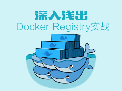 深入浅出 Docker Registry实战视频课程