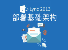 Lync 2013-项目实战-第 3 阶段-部署基础架构视频课程