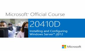 MCSA 2012 R2之410-配置与实现Windows Server 2012