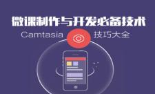 微课制作与开发必备技术(Camtasia)技巧大全视频课程