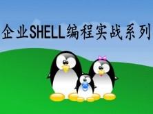 企业SHELL编程实战视频教程
