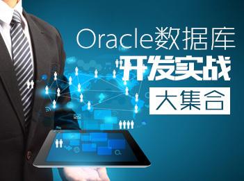 Oracle數據庫開發實戰大集合視頻課程專題