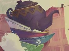 游戏美术细化的标准绘画视频课程