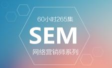 一站式学通网络营销师-搜索引擎营销(SEM)精品课