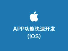 APP功能快速开发教程(iOS)