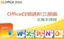 【王佩丰】白领进阶:Excel+PPT+VBA视频教程套餐