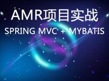 AMR项目实战视频课程(Spring MVC + MyBatis)