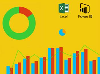 從Excel到Power BI數據分析可視化實戰視頻課程套餐