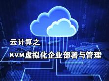 【张彬Linux】云计算之KVM虚拟化企业部署与管理视频课程