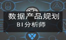 商业智能系统 -BI数据分析师实战视频课程套餐