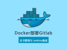 使用Docker部署Gitlab视频课程(含Jenkins集成)