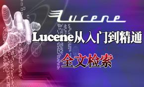 Lucene教学视频基础与提升(备Java基础,JavaSE,JavaEE)