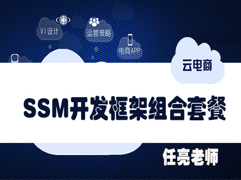 SSM开发框架系列套餐