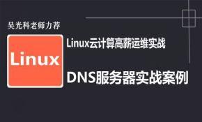 Linux云计算-DNS集群实战配置