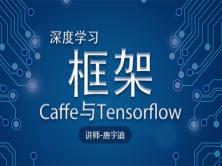 实战微课—5分钟了解深度学习框架Caffe与Tensorflow的区别与使用