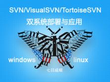 SVN/VisualSVN/TortoiseSVN双系统部署与应用(七日成蝶)