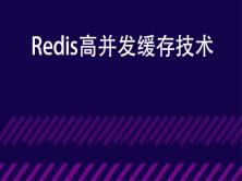 Redis高并发缓存技术系列视频课程(Java版)