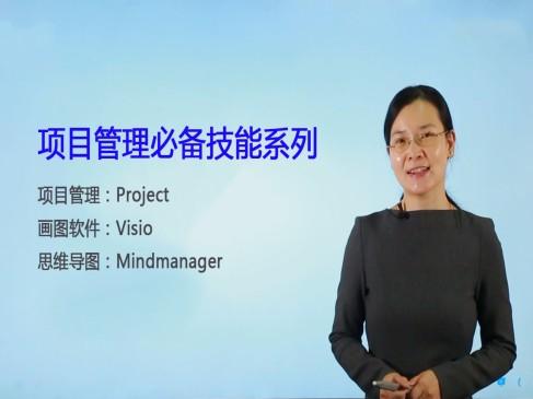 项目管理系列(Project+Visio+MM)