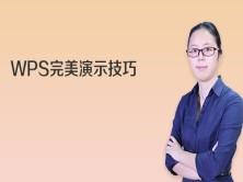 WPS优秀演示技巧视频课程