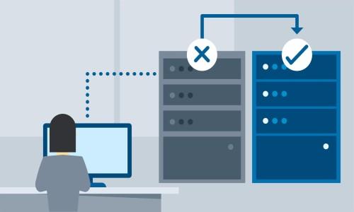 企业实战:Windows Server DHCP 高可用