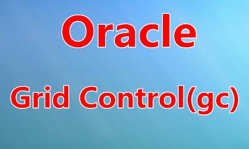 Oracle Grid Control(gc) 11g视频课程