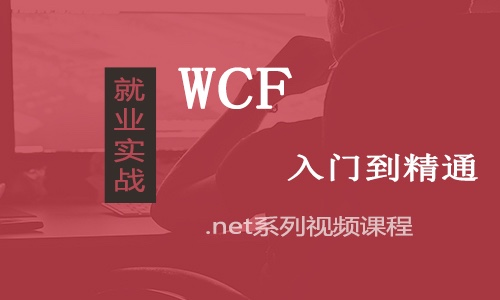 .NET平台下重量级SOA框架Wcf系列视频课程