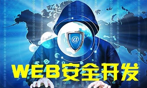 WEB安全开发系列视频课程