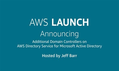 AWS Directory Service for Microsoft Active Directo