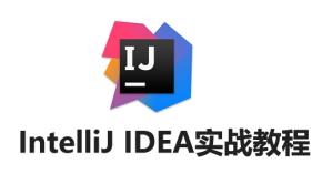 IntelliJ IDEA基础与实战视频教程(SSM版)