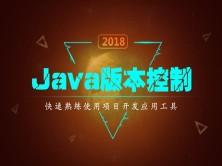Java版本控制视频课程