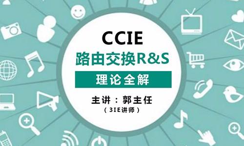 郭主任教你学网络—思科CCIE路由交换RS视频课程-网络工程师必学