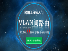 网络工程师入门CCNA 0基础学网络系列课程15:VLAN间路由