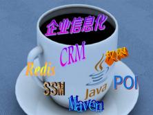 大型企业信息化SpringMVC+MyBatis+Sring+MySQL客户关系管理项目
