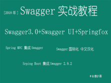 Swagger集成视频课程