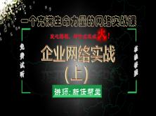 2019高级网络工程师系列1之企业网络实战课程(上)[网络工程师]