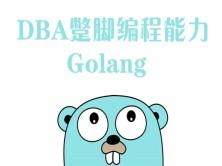 DBA蹩脚编程能力:Golang开发基础利器