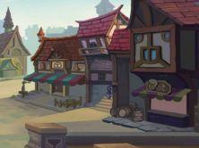 游戏美术设计之整体世界的画法视频课程