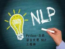人工智能-Python的自然語言處理視頻課程