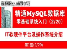 IT软硬件平台及操作系统介绍_MySQL数据库学习入门必备系列教程02