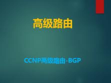 【钟海林】CCNP高级路由-BGP技术介绍视频课程