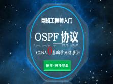 2020网络工程师入门CCNA 0基础学网络系列课程9:OSPF路由协议【新任帮主】