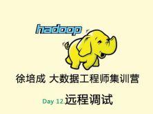 大数据培训班之Hadoop视频课程-day12(远程调试)