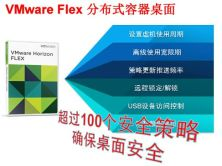VMware分布式容器桌面Horizon Flex应用部署视频课程