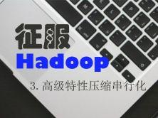 征服Hadoop(三)高级特性压缩串行化视频课程