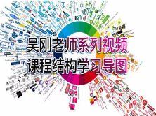 【吴刚大讲堂】吴刚老师系列设计视频课程结构学习导图