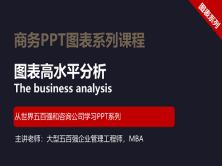 【司马懿】商务PPT设计高级图表篇10【高水平图表分析】