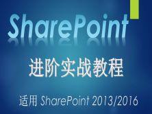 SharePoint 进阶实战视频课程