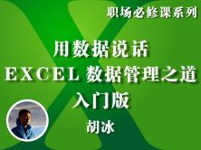 职场必修Excel课:用数据说话Excel综合篇.入门版